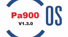 سیستم عامل کیبورد | Pa900/OS V1.3.0