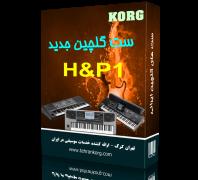 ست گلچین جدید | KORG H&P1