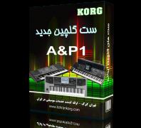 ست گلچین جدید | KORG A&P1